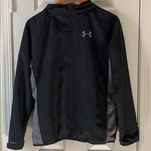 Under Armour Storm zip up Jacket Youth XL